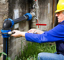 Commercial Plumbing Services in Charlottesville, VA