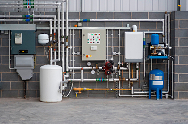 Commercial an Industrial Plumbing Services in Charlottesville VA